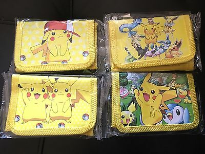 Kids bifold wallet Pikachu Pokemon