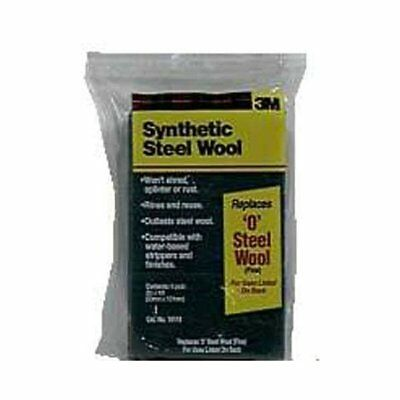 3M 10118NA Synthetic Steel Wool # 0 - Fine