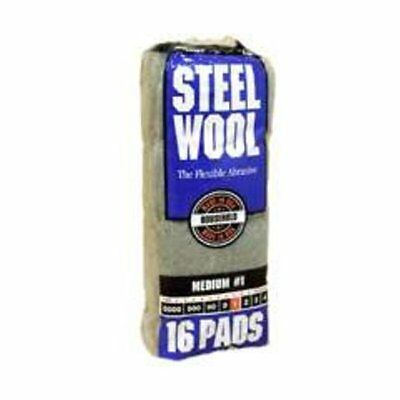 Homax 106604-06 Medium Steelwool Pad