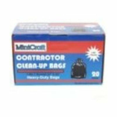 Topmost 37767 7Bshl 3Mil 20Ct Contractor Bag, Box Of 20