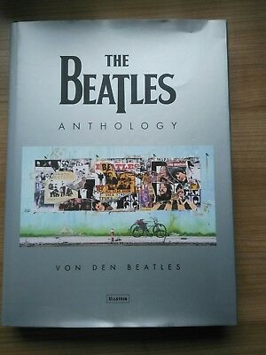 The Beatles Antology Buch