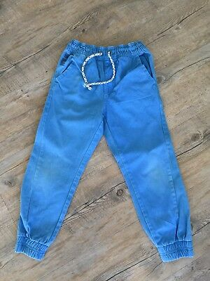 Boys Piping Hot Blue Long Trousers Size 5