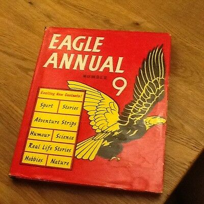 Eagle Annual Number 9 Vintage Book