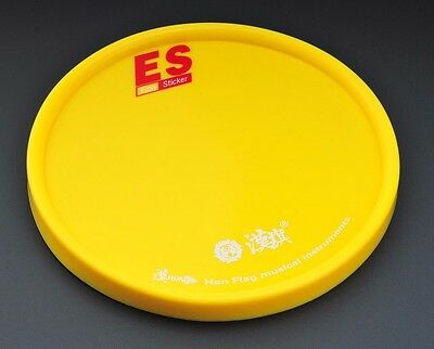 Hun Easy Stick Practice Pad  Yellow - Thesoundofmuzic