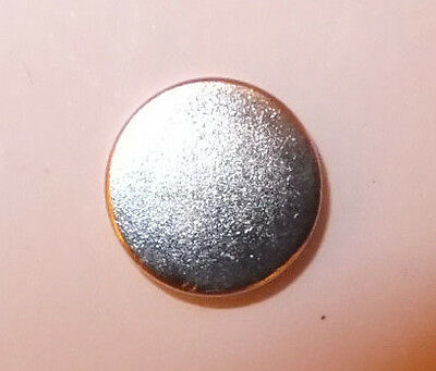 Rare Neodymium Earth Magnet 10mm x 2mm - For Testing Gold And Silver
