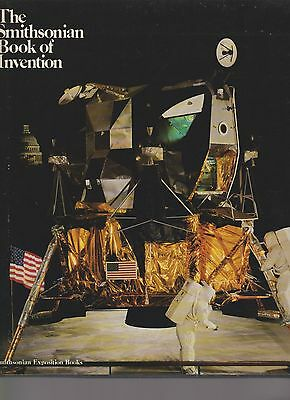 The Smithsonian Book of Invention 1978, Hardcover, 1st.Edition illustrated