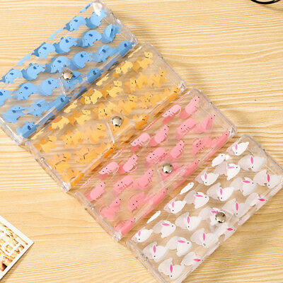 1pcs Cute Clear Sunglasses Glasses Case Spectacle Storage Protection Carry Box
