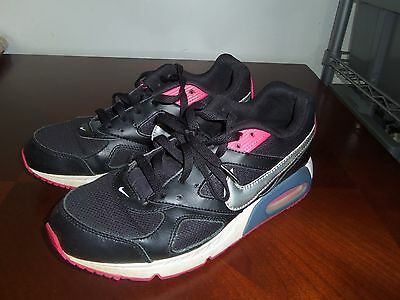 Nike Air Max Women's Size 9 580519-002 Black And Pink