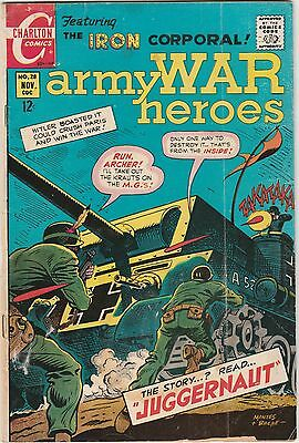 war comic lot ARMY WAR HEROES Combat Kelly CAPTAIN SAVAGE 3 issues