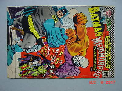 Brave and the Bold # 68    1966      Bat-Hulk + Joker + Riddler      VG/F