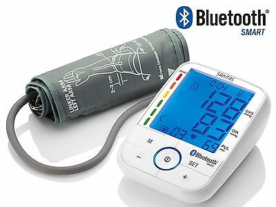 Sanitas - Blood Pressure Monitor - Bluetooth - Smart - Sbm 67