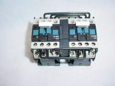 NEW TELEMECANIQUE LC2D0901B7 50 60Hz 24V AC 5HP REVERSING CONTACTOR wiring diagram schneider lc1d50 gandul 45 77 79 119 lc1do9 lrd14  at readyjetset.co