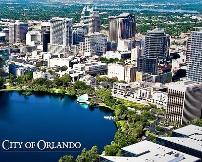 "Orlando - Florida - Travel - Souvenir - 2""x3"" Fridge Magnet - #2"