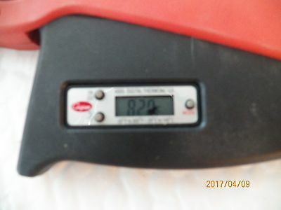 Cooper Digital Pipe Clamp Thermometer