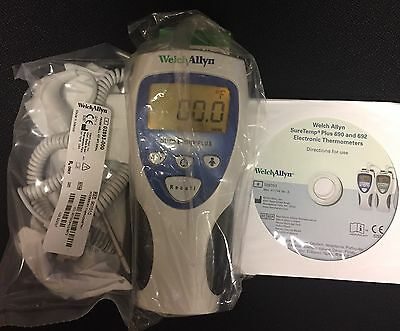 Welch Allyn Suretemp Plus 692 Patient Thermometer