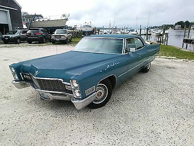 1968 Cadillac calais Calais 1968 Cadillac Calais Hardtop  4 door Drive it home