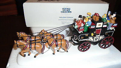 Heritage Village Collection Holiday Coach
