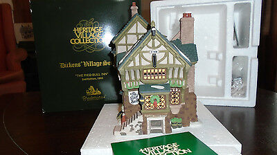 Department 56 Dickens Village the Pied Bull Inn