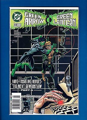 Green Arrow #111 (Aug 1996) Vf- Green Lantern