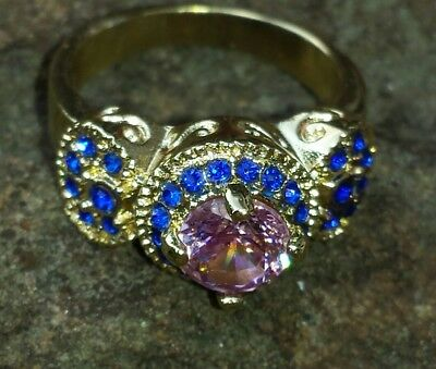 Haunted  Goddess of Wealth Attraction Ring (Not a doll)