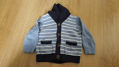 Boys Cardigan from Primark Age 3-6 Months