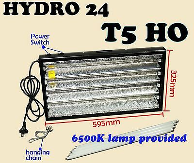 Grow Light T5 series for Porpagation Light Hydroponics and General use 6500 x4