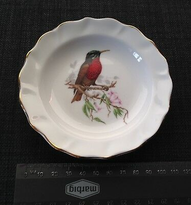 Duchess Bone China England small plate with bird