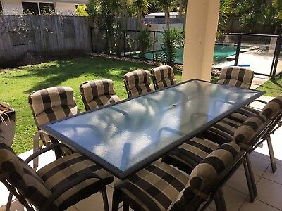 10 seater outdoor setting