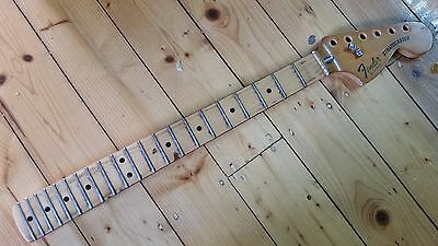 1979 Vintage Fender USA Maple Stratocaster Neck Strat