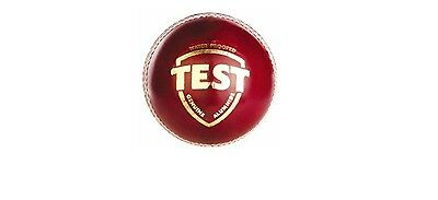 SG Test Cricket Ball Red