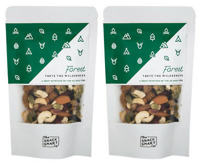 2 x The Snack Smart Co. Forest Snack Mix 105g