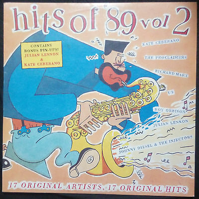 Various Artists - Hits Of '89 Volume 2 Vinyl Lp Australia