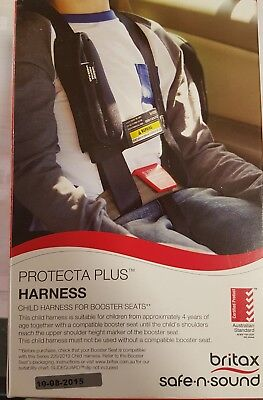britax safe n sound protecta plus harness
