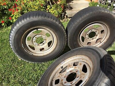 235 70 16 Tyres And Rims X3