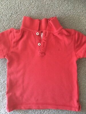 Country Road Baby Boy Polo Top
