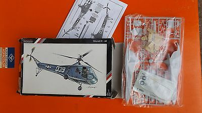 SIKORSKY R-4B by Special Hobby 1/48