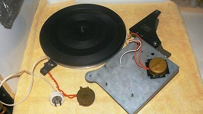 Turntable Silcron-JH parts