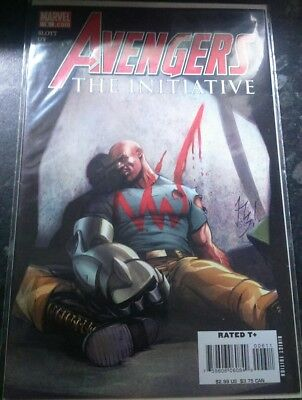The Avengers Initiative Issue 6