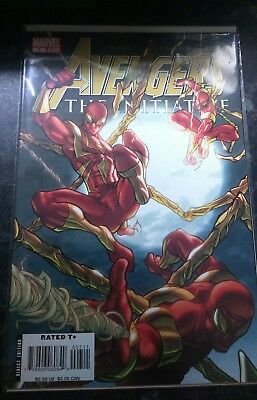 The Avengers Initiative Issue 7