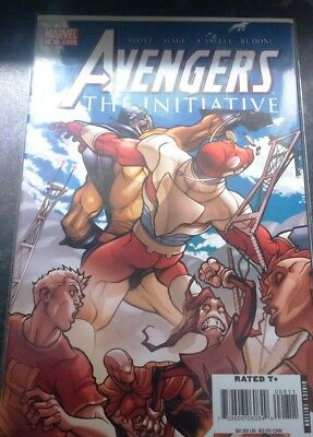 The Avengers Initiative Issue 8