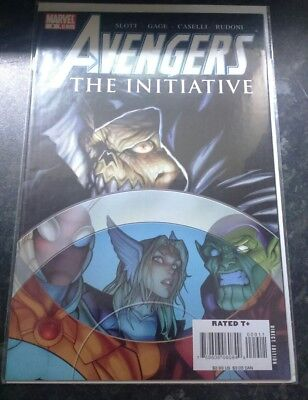 The Avengers Initiative Issue 9