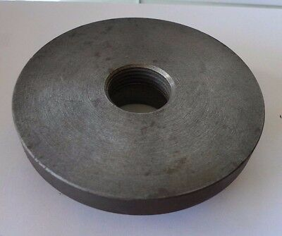 Myford lathe back plate, New old stock, unused.