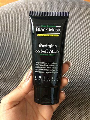 Cleansing Mask Deep Clean Face Mask Black Head Removal Acne Treating Mud Mask