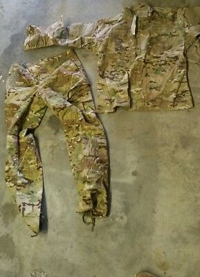 US Army Multicam OCP FR Flame Insect Resistant Trousers medium Regular NWOT