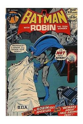 Batman #240 (Mar 1972, DC)    (bagged and boarded and in good condition)