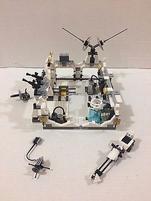 lego star wars hoth echo base instructions