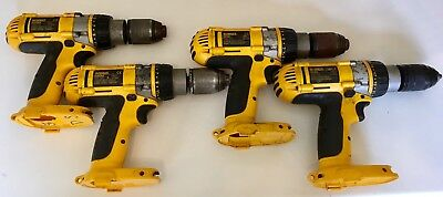 Dewalt 14.4V Hammer Drill/Drivers (4 of) Cordless Power Tool DIY