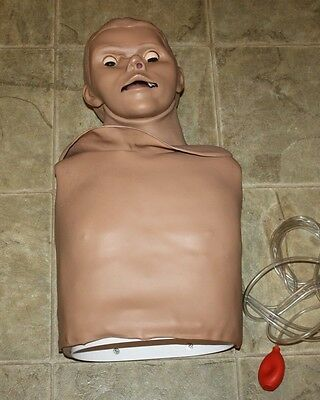 CPR Manikin with Carry Bag