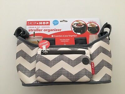 Skip Hop Stroller Organiser Brand New With Tags!