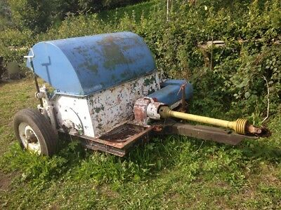 Flail Mower (For A Tractor)